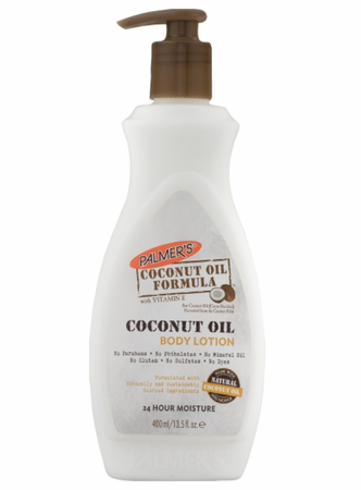 Palmer's Coconut Oil Formula Coconut Oil Body Lotion 13.5 oz - Melanin Beauty Suppliers