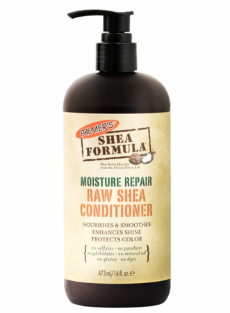 Palmer's Shea Formula Moisture Repair Raw Shea Conditioner 16 oz - Melanin Beauty Suppliers