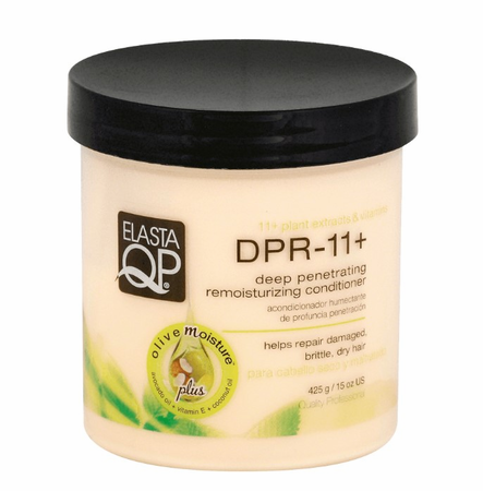 Elasta QP DPR 11+ Deep Penetrating Remoisturizing Conditioner 15 oz - Melanin Beauty Suppliers
