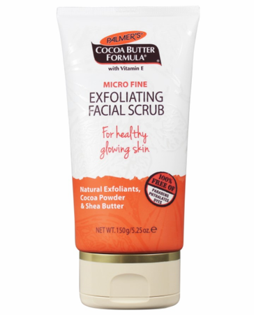 Palmer's Cocoa Butter Formula Micro Fine Exfoliating Facial Scrub 5.25 oz - Melanin Beauty Suppliers