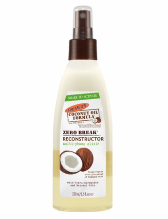 Palmer's Coconut Oil Formula Zero Break Bi Phase Reconstructor 8.5 oz - Melanin Beauty Suppliers