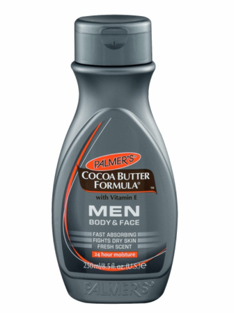 Palmer's Cocoa Butter Formula for Men Body & Face Lotion 8.5 oz - Melanin Beauty Suppliers