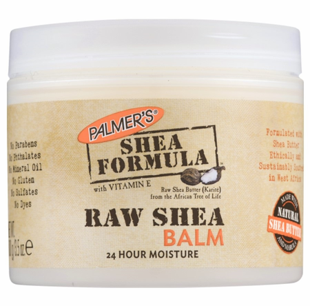Palmer's Shea Formula Raw Shea Balm 3.5 oz - Melanin Beauty Suppliers
