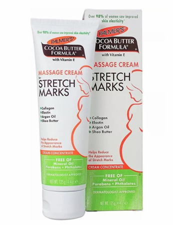 Palmer's Cocoa Butter Formula Massage Cream for Stretch Marks 4.4 oz - Melanin Beauty Suppliers