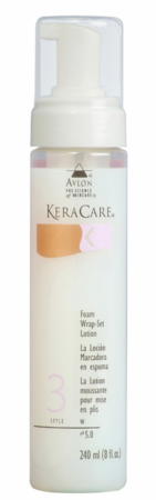 Avlon KeraCare Wrap Set Lotion 8 oz