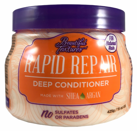 Beautiful Textures Rapid Repair Deep Conditioner 15 oz jar - Melanin Beauty Suppliers