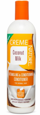 Creme of NATURE Coconut Milk Detangling and Leave-In Conditioner 8.45 oz