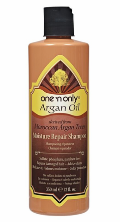 One N Only Argan Oil Moisture Repair Shampoo 12 oz - Melanin Beauty Suppliers