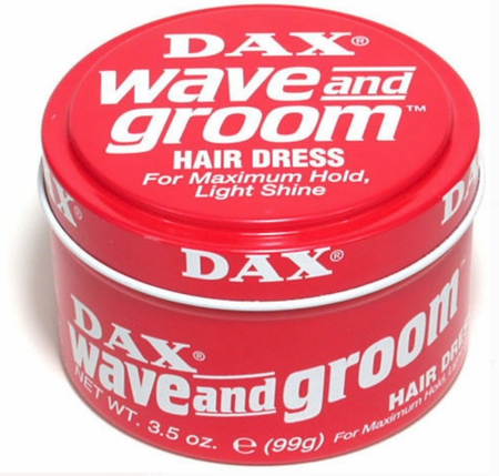 Dax Wave & Groom 3.5 oz - Melanin Beauty Suppliers