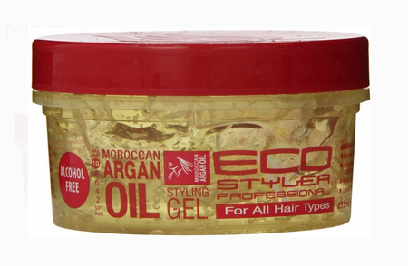 Ecoco Style Gel Argan Oil 8 oz