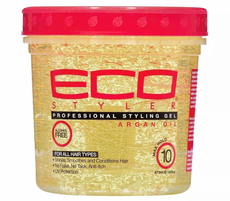 Ecoco Style Gel Argan Oil 16 oz