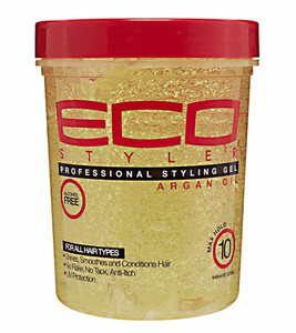 Ecoco Style Gel Argan Oil 32 oz