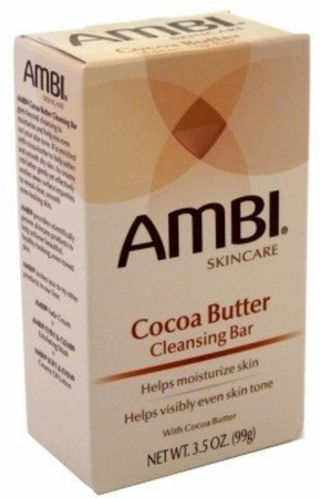 Ambi Cocoa Butter Cleansing Bar 3.5 oz - Melanin Beauty Suppliers