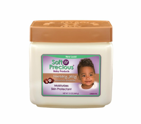 Soft & Precious Nursery JellyShea Butter 13oz - Melanin Beauty Suppliers