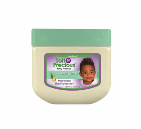 Soft & Precious Nursery Jelly with Aloe and Vitamin E 13oz - Melanin Beauty Suppliers