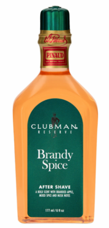 Clubman Reserve Brandy Spice After Shave Lotion 6 oz - Melanin Beauty Suppliers