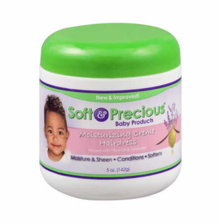 Soft & precious moisturizing creme hairdress 5 oz - Melanin Beauty Suppliers