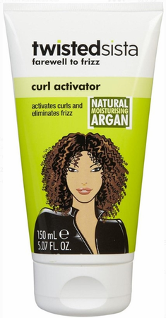 Twisted Sista Curl Activator Creme 7.5 oz