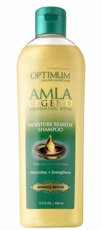 Amla Legend Moisturizing Remedy Shampoo 13.5 oz - Melanin Beauty Suppliers