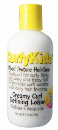 Curly Kids Curl Defining Lotion 6 oz - Melanin Beauty Suppliers
