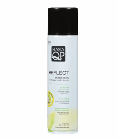 Qp Reflect Sheen Spray 10 oz - Melanin Beauty Suppliers