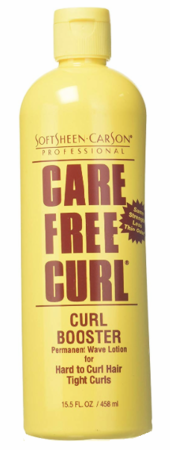 Care Free Curl Curl Booster 16 oz - Melanin Beauty Suppliers