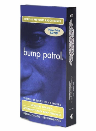 Bump Patrol Aftershave RazorBump Treatment 2 oz - Melanin Beauty Suppliers