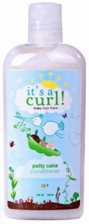 It's A Curl For Rub A Day Baby Body Cream 8 oz