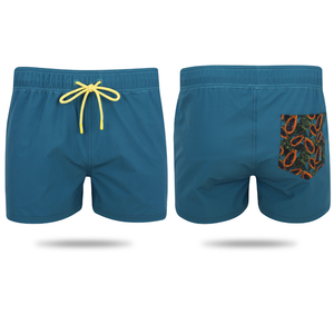 Maillot de bain court - BLUE PAPAYA