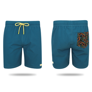 Boardshorts -BLUE PAPAYA