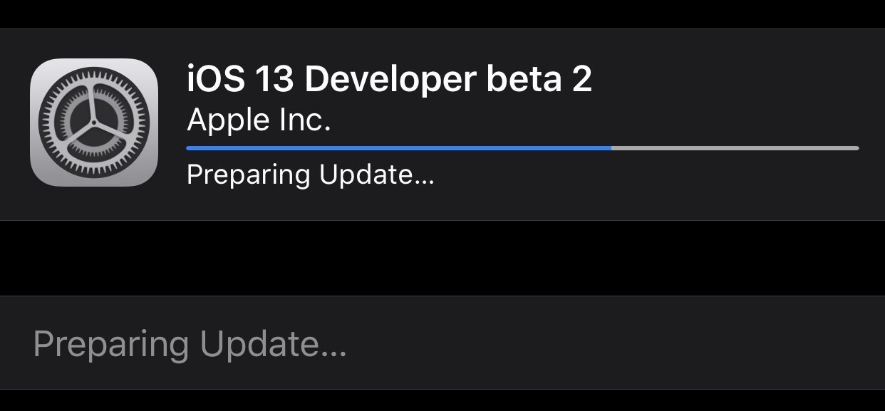 IOS 13 Beta 2 now available and how to install it!