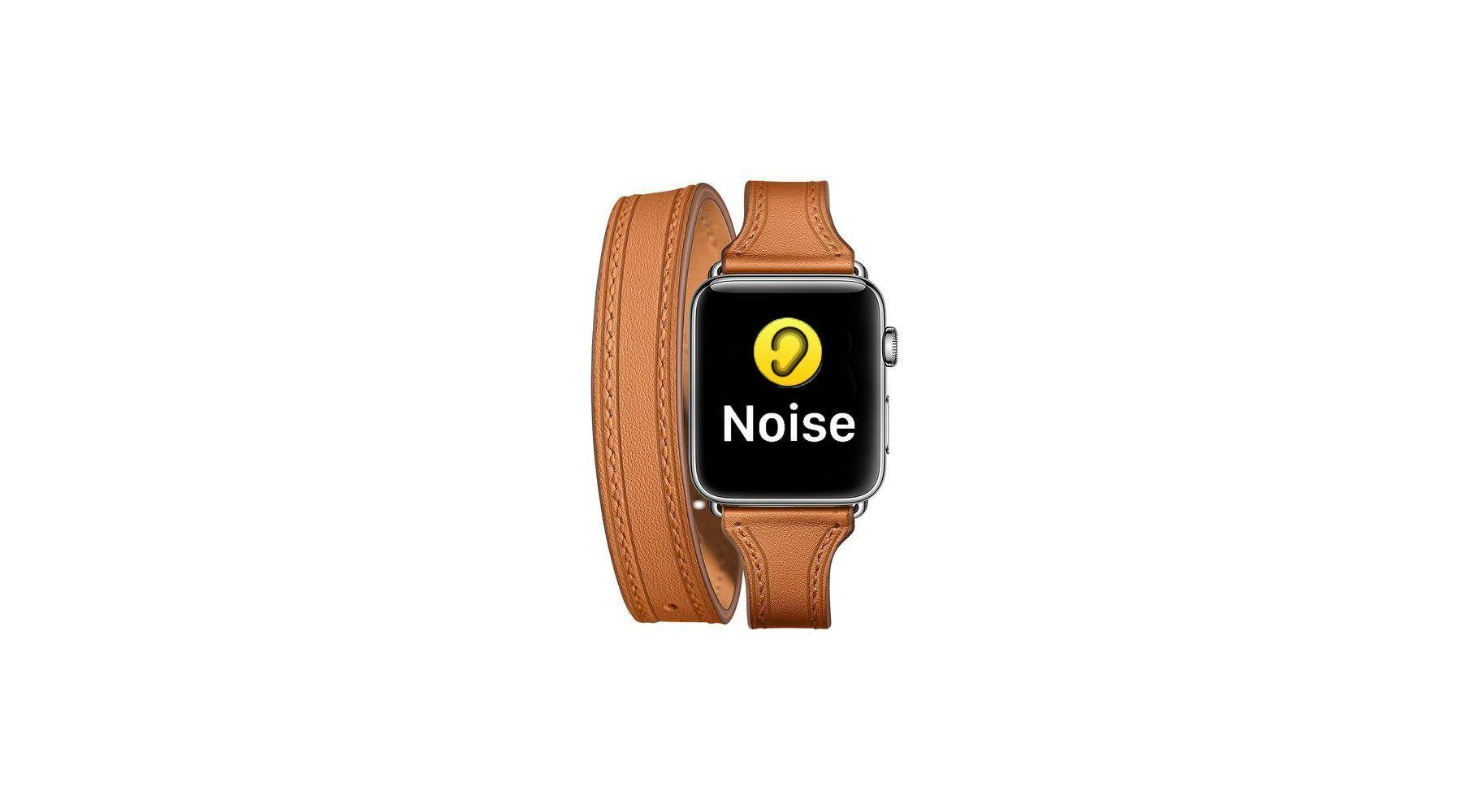 Is the Apple WatchOS6 Noise app a gimmick?