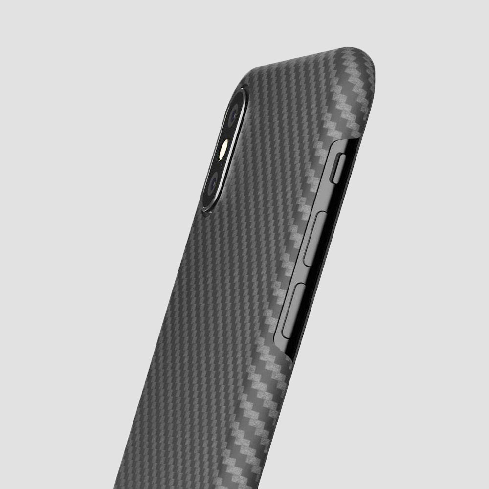 Kevlar iPhone case. Carbon Fiber iPhone case.