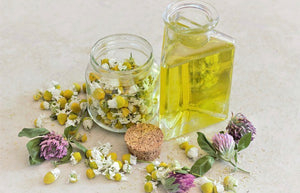 Chamomile for Soothing Skin