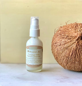 Coconut Milk Facial Cleanser