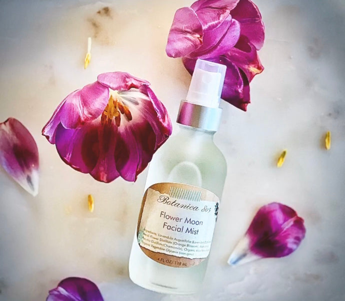 Flower Moon Facial Mist