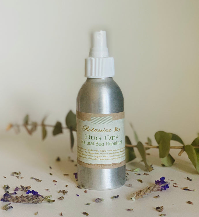 Bug Off| Natural Bug Spray
