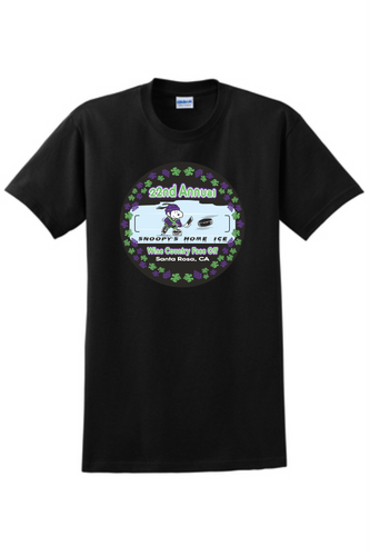 WCFO branded 100% Cotton Short Sleeve Adult sizes