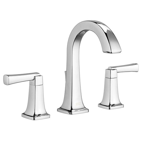 Townsend High Arc Bathroom Faucet Double Handle