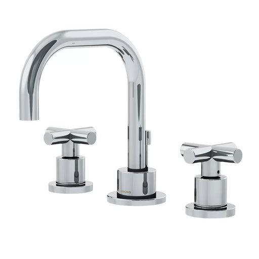 Widespread Standard Bathroom Faucet Double Cross Handle