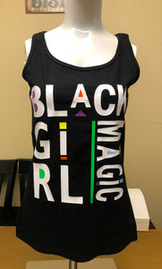 Black Girl Magic - Tank
