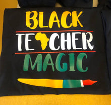 Black Teacher Magic