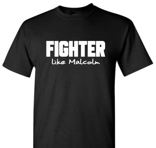Black History - Fighter Like Malcolm