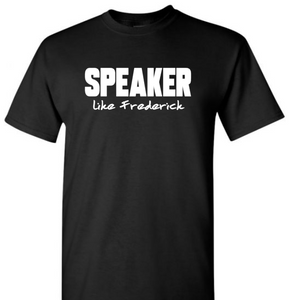 Black History - Speaker Like Frederick