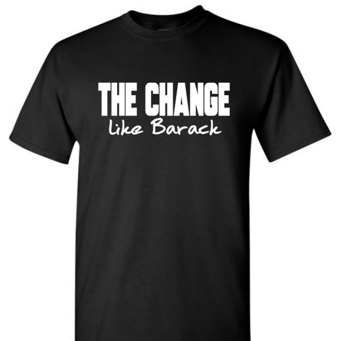 Black History - The Change Like Barack