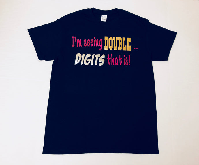 Double Digits T-Shirt