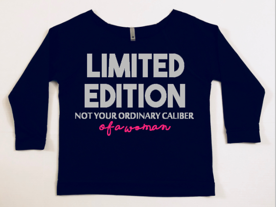 Limited Edition Series - Ladies' Off the Shoulder