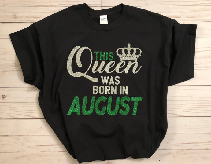 This Queen - Born in August