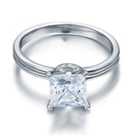 1.5 Carat Princess Cut Zopius Diamond Ring
