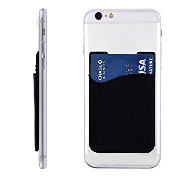 Credit Card Pocket for Phone